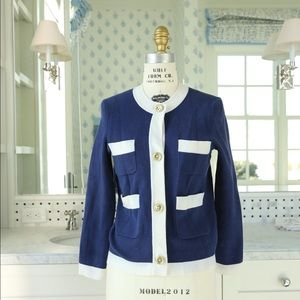 GOOD AS NEW KATE SPADE SWEATER JACKET